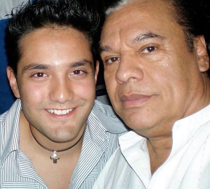 Daniel Riolobos y Juan Gabriel tuvieron una amistad (IG: driolobos)