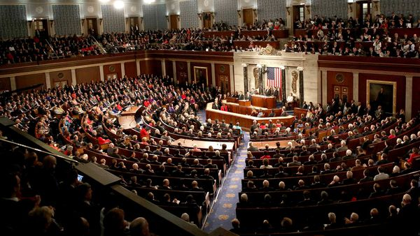 Congreso de Estados Unidos (Getty Images)