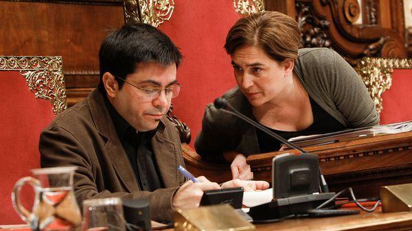 Gerardo Pisarello estaría a cargo de Barcelona durante 16 semanas (EFE)