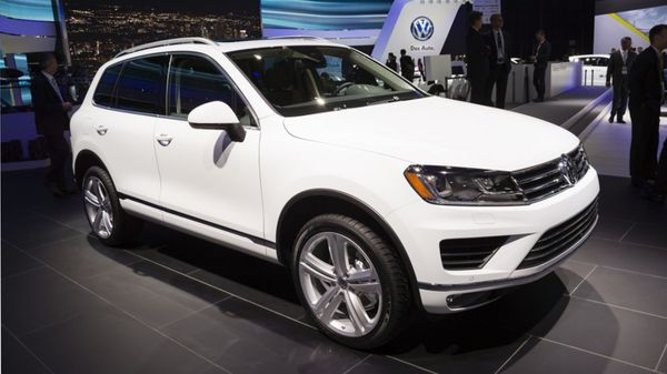 Mauricio Macri hizo su bautismo en el viaje desde el Congreso hasta la Casa Rosada a bordo de un Volkswagen Touareg Hybrid