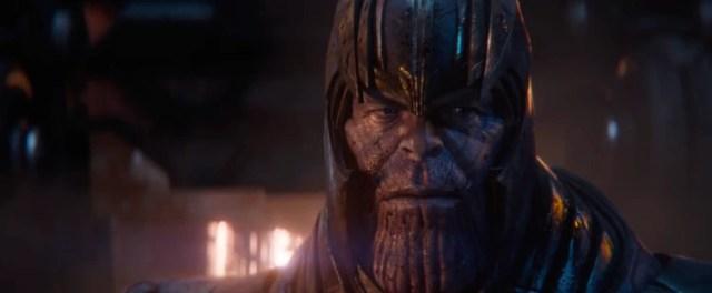 Avengers Endgame: Thanos. Josh Brolin, es el actor que da vida al villano