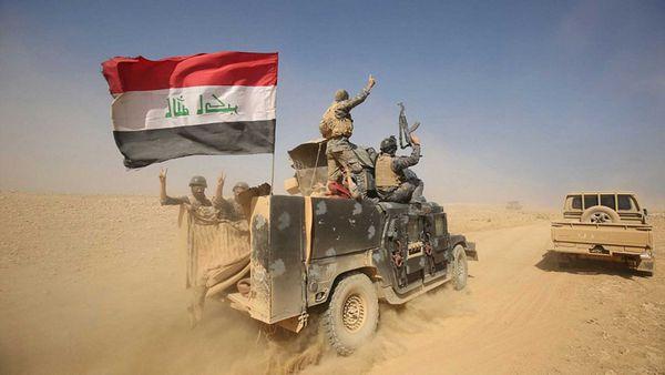 Las fuerzas iraquíes avanzan sobre ISIS en Mosul (AFP)