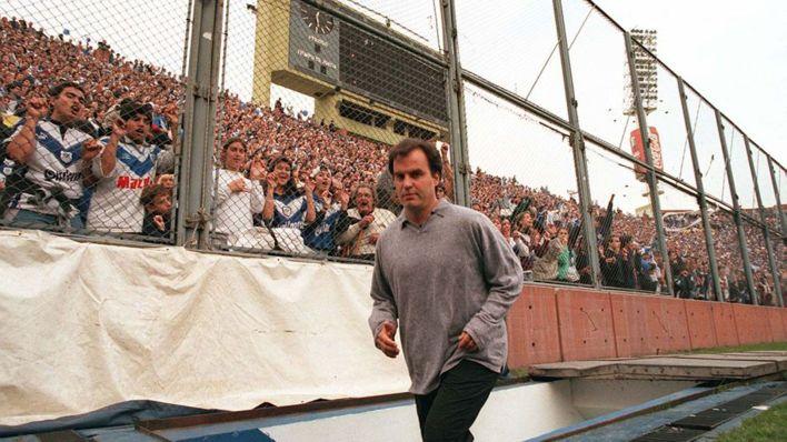 Con Vélez ganó el Torneo Clausura 1998