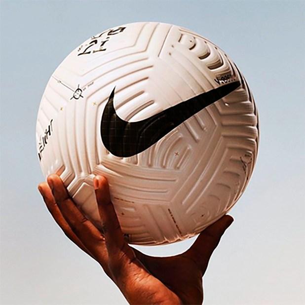 Nueva pelota Nike premier League