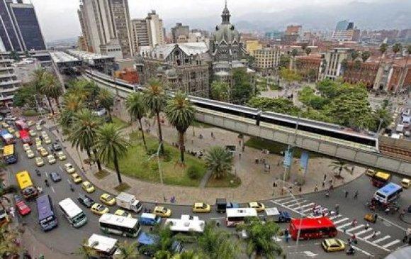 Imagen de referencia del metro de Medellín. - Colprensa.