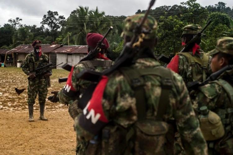 El ELN recrudeció sus ataques en las últimas semanas en Colombia (AFP)