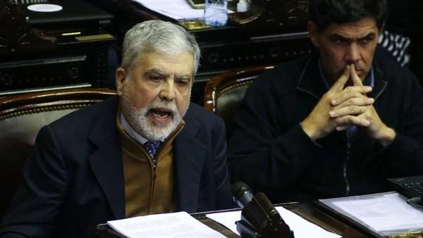 El diputado nacional Julio De Vido (NA)
