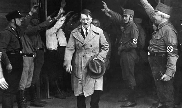 Adolf Hitler pasaba su tiempo de descanso en su residencia en los Alpes Bávaros (AP)