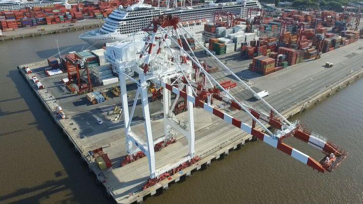 En pocas horas los puertos de todo el país comenzarán a sentir los efectos de la medida de fuerza dispuesta por lo capitanes de ultramar