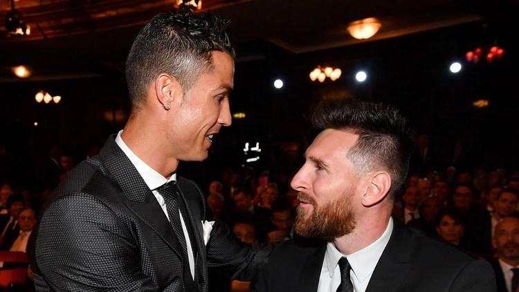 La rivalidad entre Lionel Messi y Cristiano Ronaldo