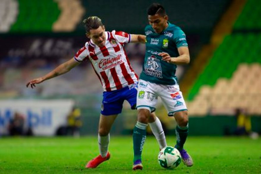 León will wait for his rival in the semifinal between the UNAM Pumas and the Cruz Azul Machine (Photo: Víctor Cruz / AFP)
