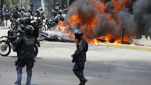 Durante la jornada electoral el régimen asesinó a 16 personas