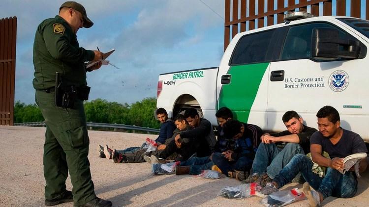 Las detenciones en la frontera escalaron a niveles récord. (Foto: Archivo)