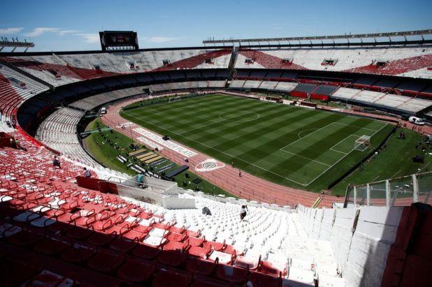 River pasará a tener un campo de juego de última generación (REUTERS/Martin Acosta)