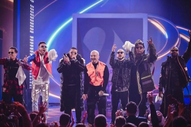 Gran homenaje a Daddy Yankee (Cortesía de Univision)