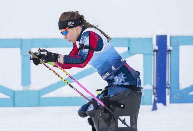 Oksana Masters XC Skiing