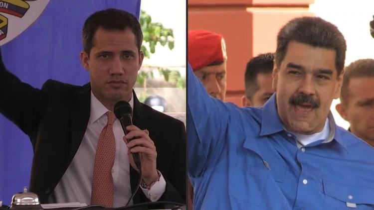 Juan Guaidó responsabilizó a Nicolás Maduro de lo que pueda ocurrirle a su tío