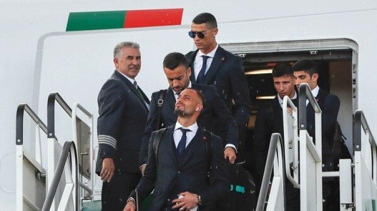 Varios portugueses usaron los AirPods, Cristiano Ronaldo no