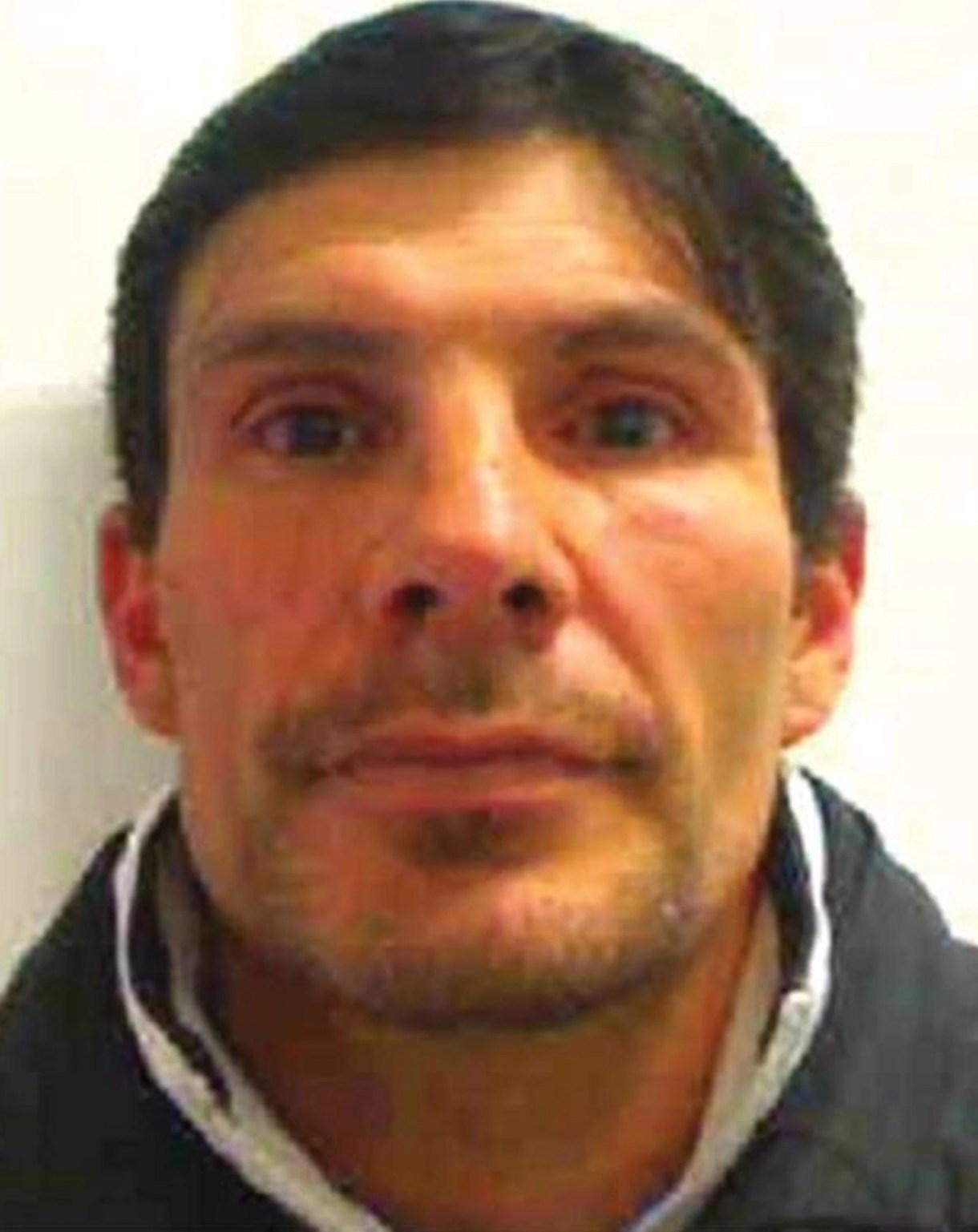 Gustavo Antonio Recalde participó del asesinato a un guardia de seguridad en 1997