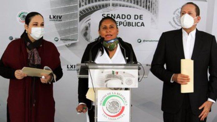 """Las tres comisiones involucradas acordaron consultar a """"todas las voces"""" antes de dar el siguiente paso (Foto: Twitter @Ana_LiliaRivera)"""