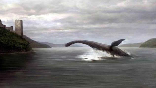 Una de las leyendas más extendidas sobre Nessie es que se trata de un plesiosauro de cuello largo que logró sobrevivir a la extinción de los dinosaurios