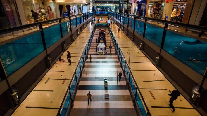 Reapertura shopping Abasto COVID-19 pandemia