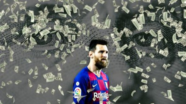 Messi vuelve a ubicarse en la cima