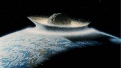 El choque del meteorito hace 65 millones de años desencadenó terremotos, tsunamis y erupciones volcánicas (NASA)