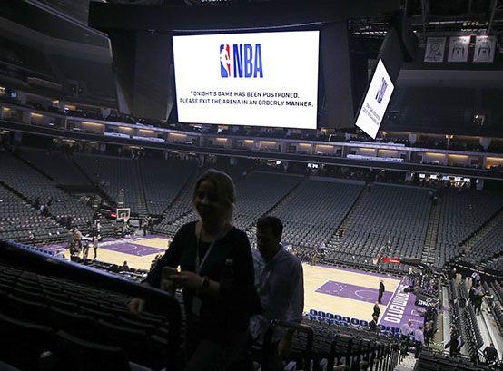 Es una incertidumbre si habrá público en el posible reinicio de la NBA (AP Photo/Rich Pedroncelli)