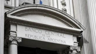 Banco Central. (AFP)