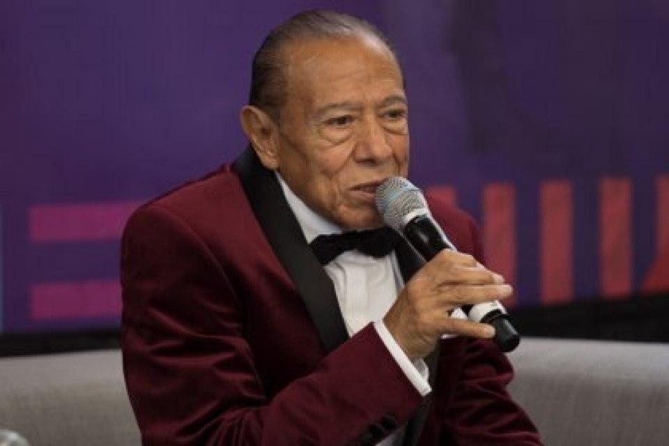 Don Andrés Terrones se mantenía activo en las presentaciones de la agrupación (Foto: Cuartoscuro)