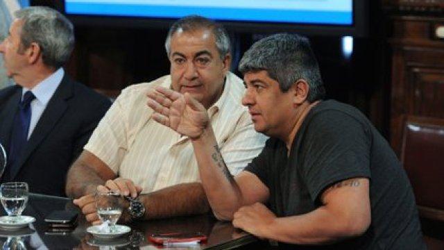 Daer y Moyano, juntos en el Senado por la modificación del Impuesto a las Ganancias, en 2016