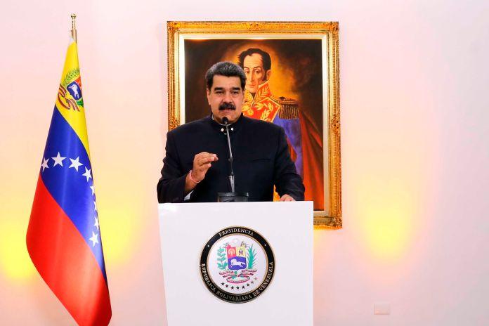 Nicolás Maduro, líder del régimen populista de Venezuela