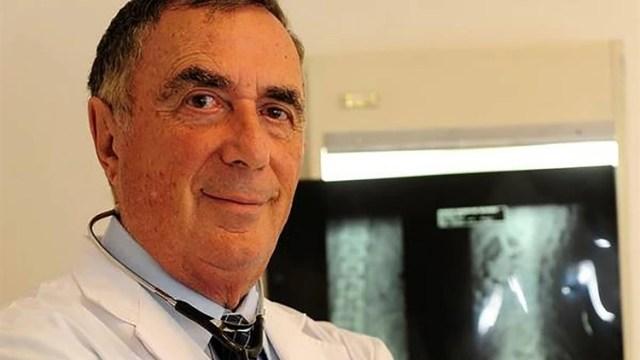 Juan Carlos Parodi tiene 77 años y es una eminencia médica