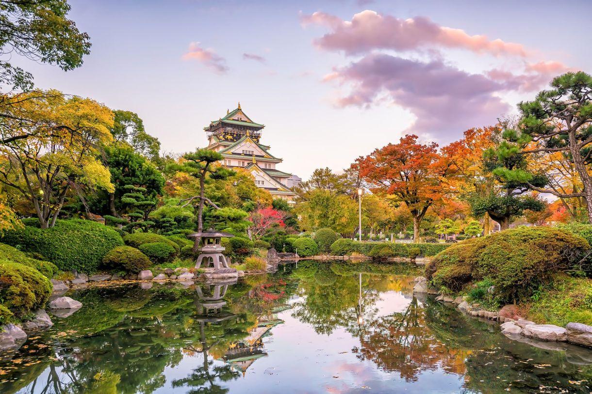 Inaugurando el ranking de lugares que ocupan las ciudades asiáticas, Osaka se destaca como uno de los mejoreslugares para vivir