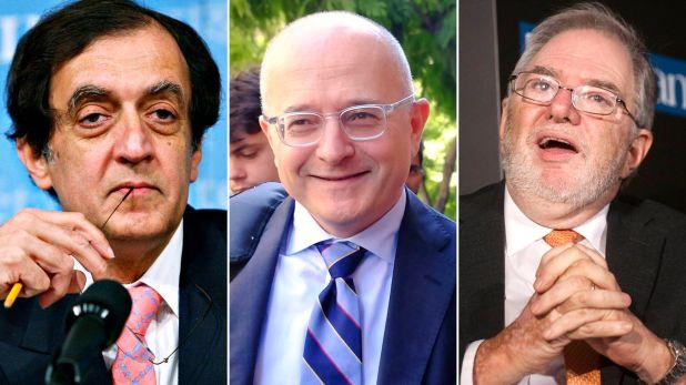 Claudio Loser Anoop Singh Roberto Cardarelli FMI partida