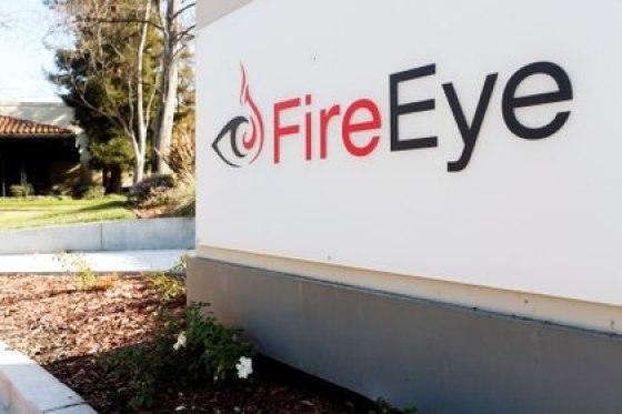 Las oficinas de FireEye en California (Reuters)