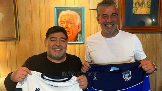 Pellegrino continuaría con un cargo como vocal en la lista de unidad y al frente del departamento de fútbol de la entidad