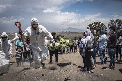 Desde que Andrés Manuel López Obrador accedió al cargo se han registrado 56,603 homicidios doloros y feminicidios (Foto: Jacky Muniello/ Europa Press)