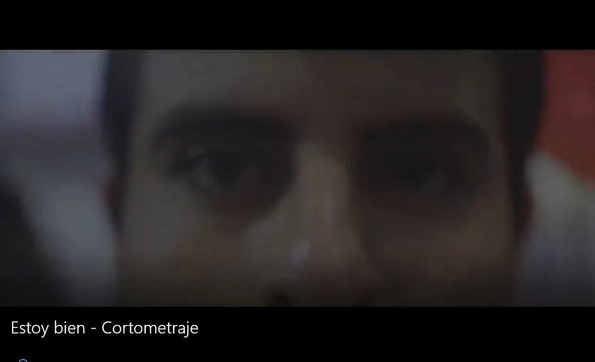 """""""Estoy bien"""", el cortometraje que desnudó el dolor, soledad, tristeza y ansiedad de un suicida"""