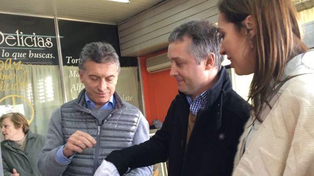 Otros tiempos: Mauricio Macri, Fernando de Andreis y María Eugenia Vidal
