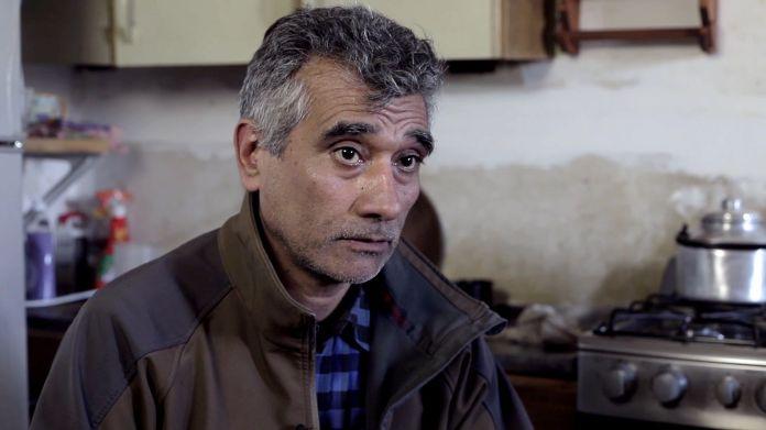 Alfredo Suasnabar, uno de los tres denunciantes contra Melella (Lihueel Althabe)