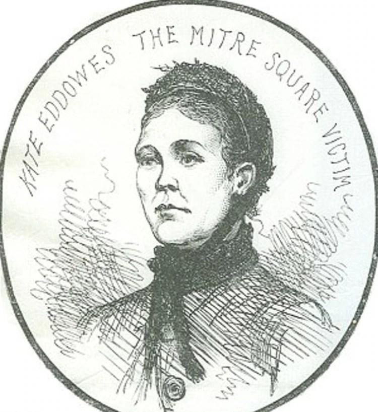 """Kate Eddowes, una de las víctimas de """"Jack el Destripador"""" (Foto: Especial)"""