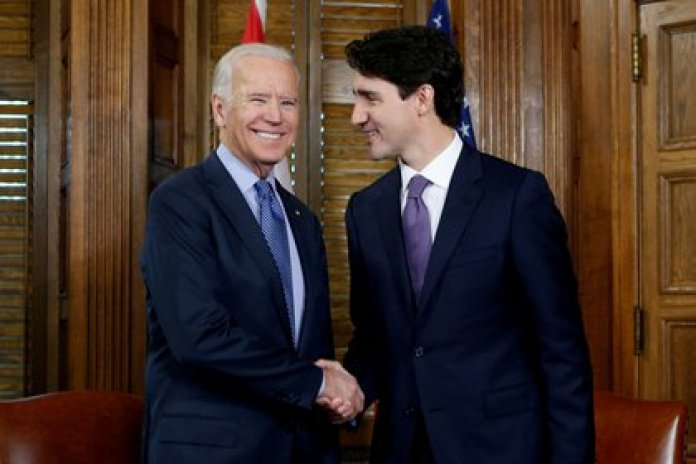 Trudeau, Canadian Prime Minister, was the first leader to speak with US President-elect Joe Biden (Photo: Chris Wattie / Reuters)