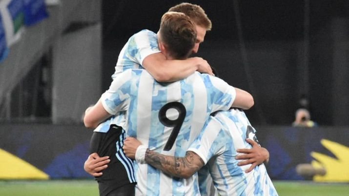 Sub 23 - Argentina vs Japon