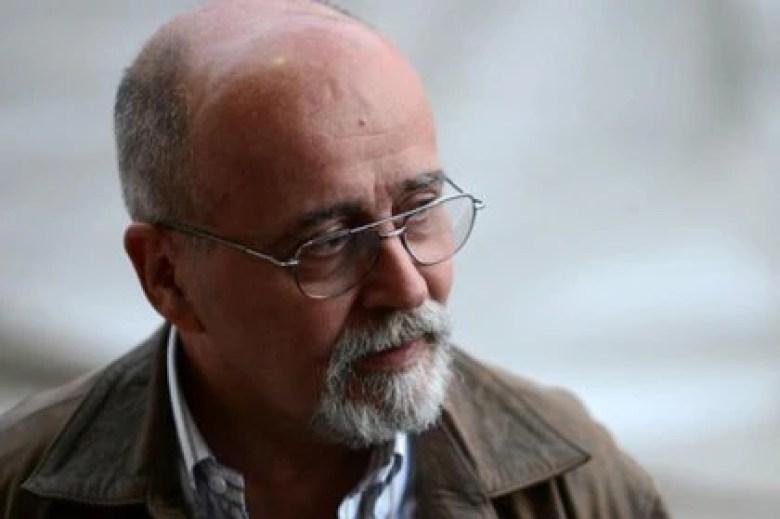 Jorge Aulicino, poeta y traductor (foto de Leticia Scattini)