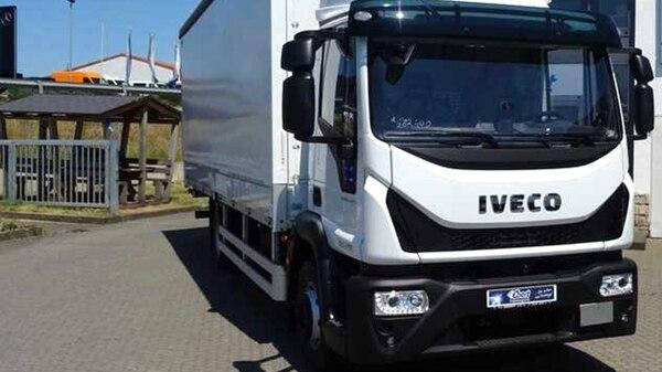 Resultado de imagen para camión de cemento parque chacabuco