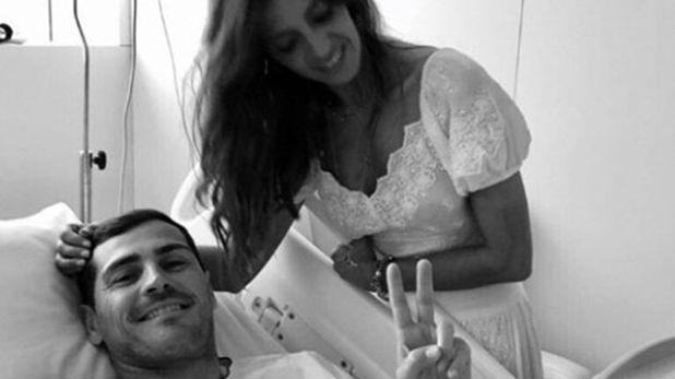Iker Casillas sufrió un problema cardíaco en 2019 que lo obligó a retirarse
