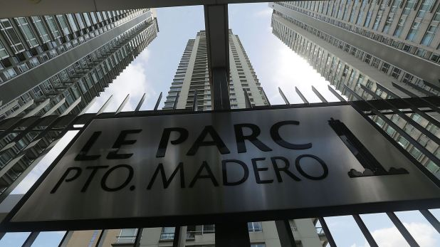 Torre Le Parc, en Puerto Madero (Getty)