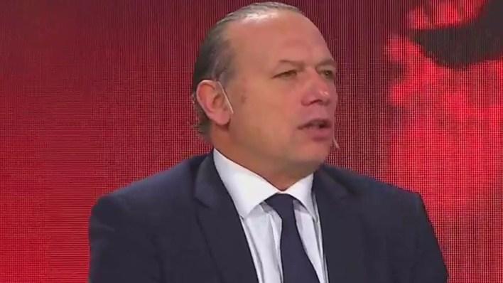 Sergio Berni en América